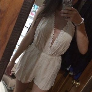 Kendall and Kylie romper from Pacsun
